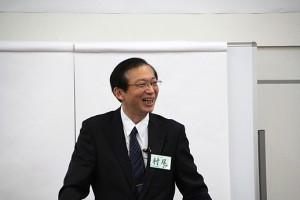 東京経営研究会 村尾謙次講師