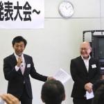 東京経営研究会8月例会唐橋良幸さん