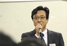 西東京経営研究会浜口信介会長