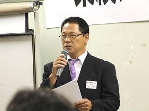 東京経営研究会狩野刀根男さん