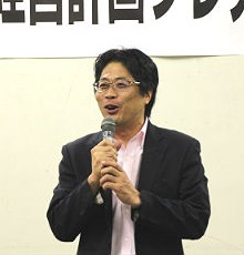 東京経営研究会白川洋平さん