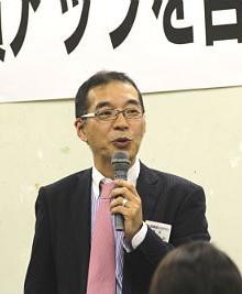 東京経営研究会栗駒和訓さん