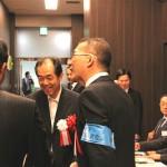 東京経営研究会20周年記念例会受付2